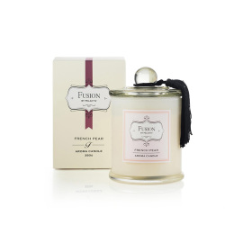 Fusion Candle French Pear